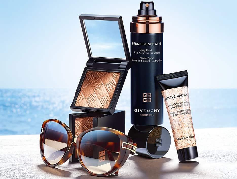 Givenchy Maquillage, la collection Croisière