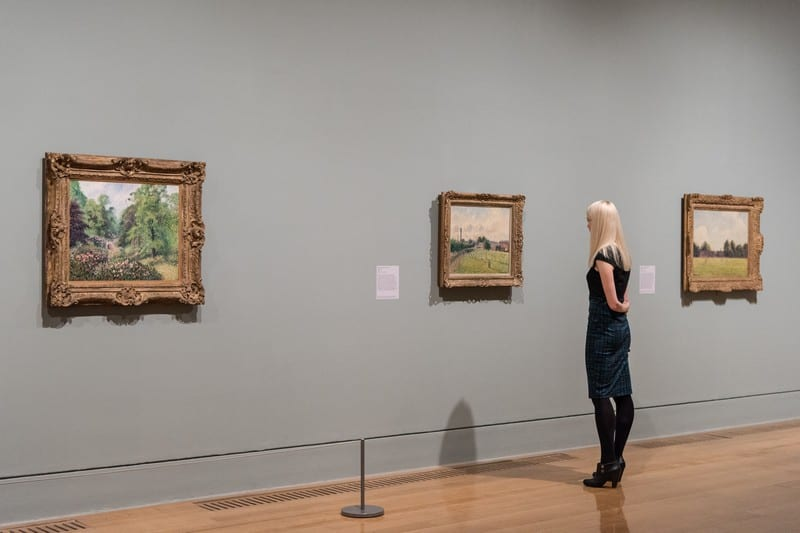 Impressionists in London ou les Français à Londres