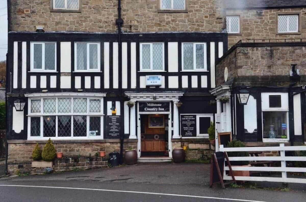 Millstone Country Inn, un coin d'Angleterre