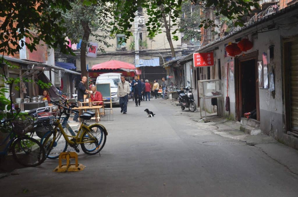 Que faire à Chengdu durant un long week-end?