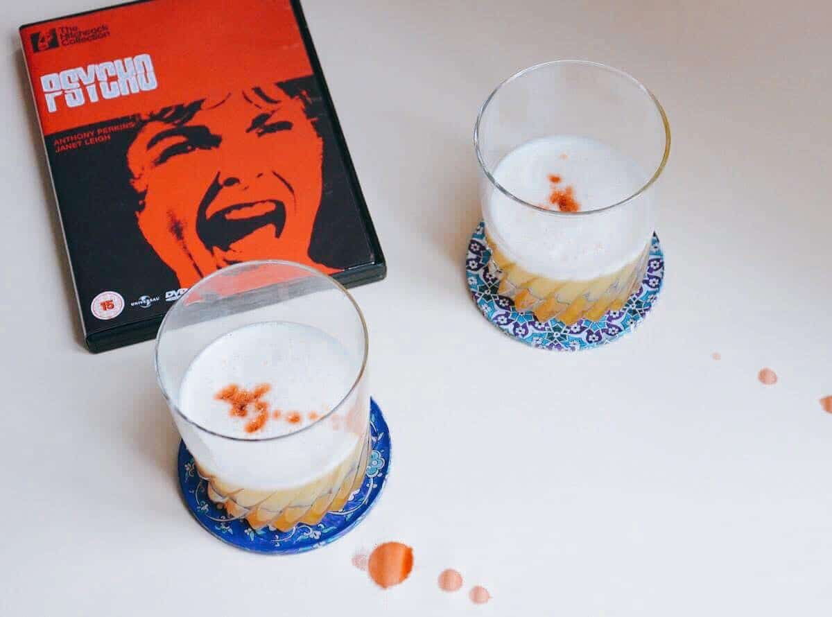 Cinema Sour: Cocktail au popcorn