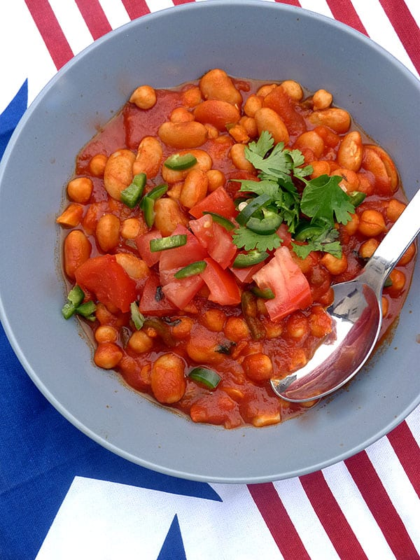 Etats-Unis – 4th of july Texas Caviar