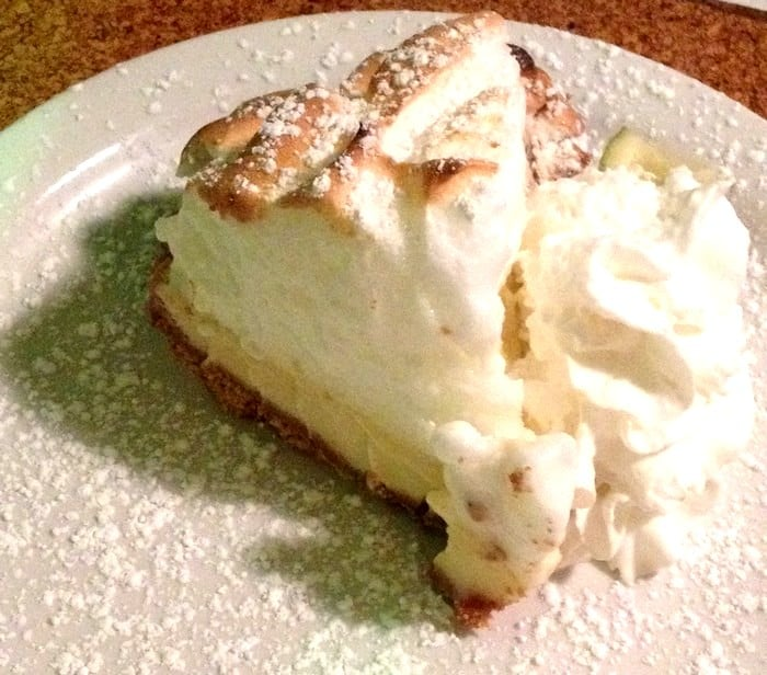Ma's Fish Camp, la Key Lime Pie à se damner - Islamorada