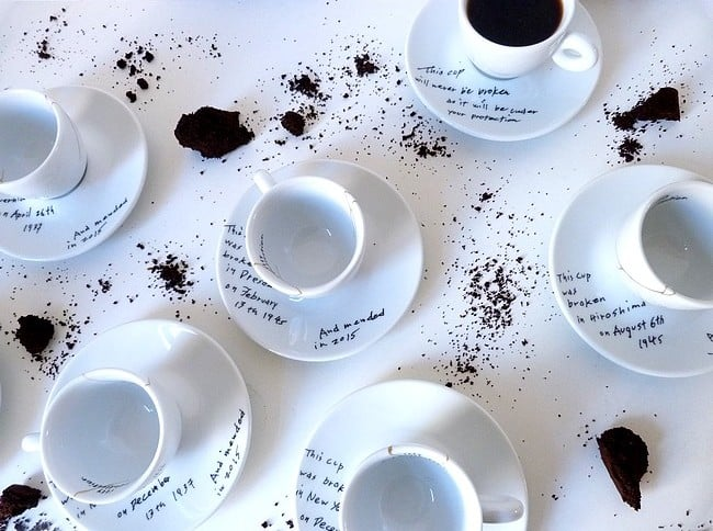 Illy Yoko Ono, nouvelle Art Collection