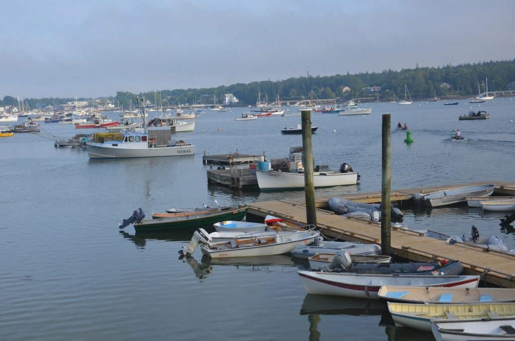 Maine : Southwest Harbor, petite ville où l'on se sent bien